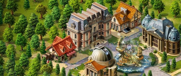 Hidden Memory - Find All The Secrets Of This Luxurious Manor