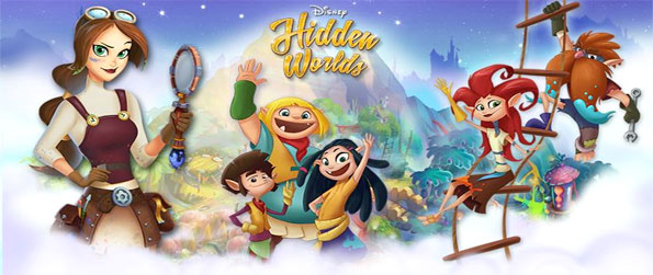 Disney Hidden Worlds - Join some of the best known characters from Disney in this fantastic new Facebook Hidden Object Game.