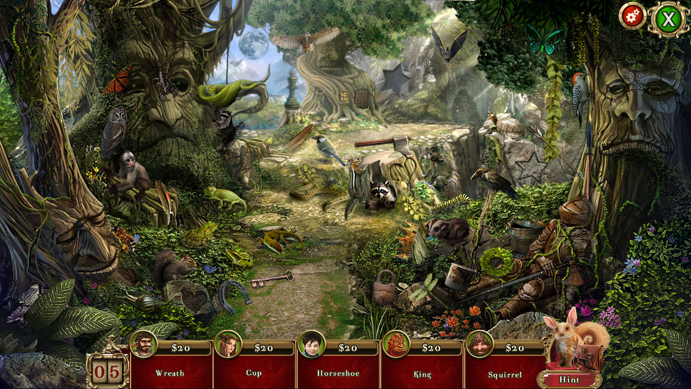 Hidden object games hidden objects and big fish on pinterest for Big fish hidden object games