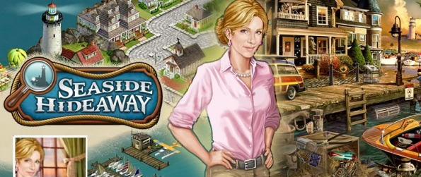 Seaside - Find All The Hidden Objects In A Charming Island Resort