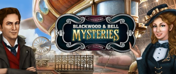 Blackwood & Bell Mysteries - Join The Blackwood & Bell Mystery Company