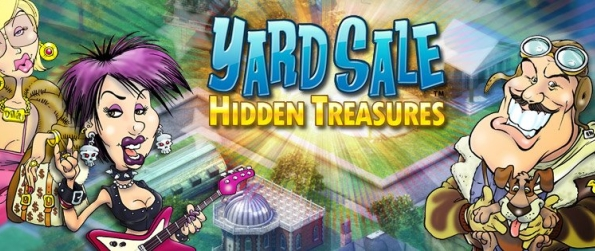 Yard Sale - Meet The Neighbors And Search For Hidden Treasures