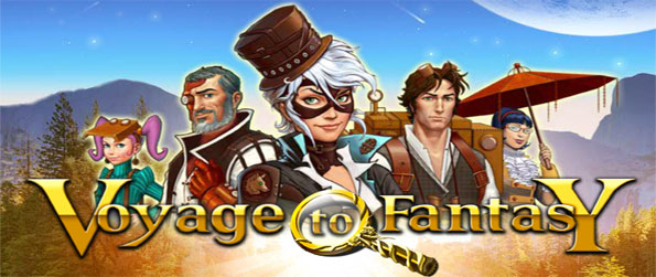 Voyage of Fantasy - Join the League of Voyagers to save all of fantasy in this amazing new Facebook Hidden Object Game.