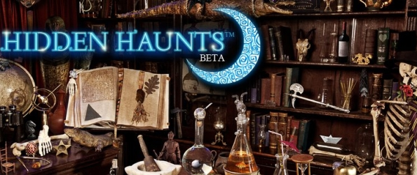 Hidden Haunts - Help The Town And Lift The Terrible Curse