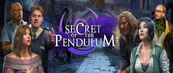 Secrets of the Pendulum - Save your sister as you travel through time in a stunning hidden object game.