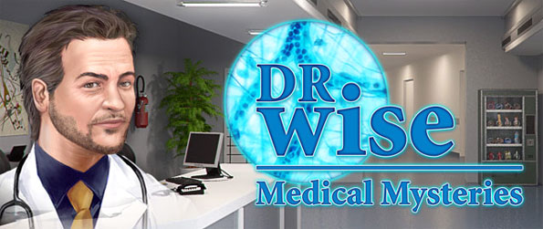 Dr Wise - Medical Mysteries - Solve medical mysteries with a stunning hidden object game.