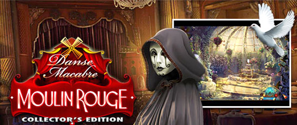 Danse Macabre: Moulin Rouge - Find the killer of a Moulin Rouge star across the streets of Paris.
