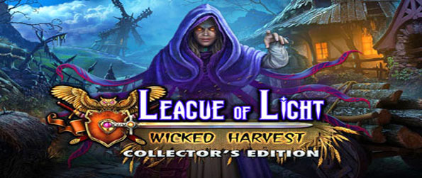 League of Light: Wicked Harvest - Save the children in this dark and mesmerizing hidden object game.