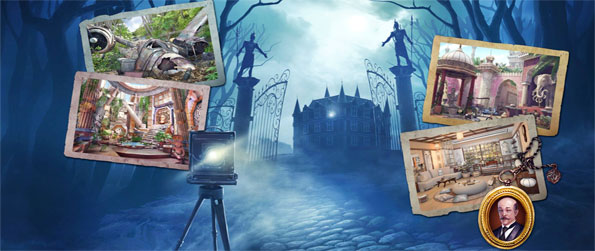 The Secret Society - Step into your uncles photographs and solve unique hidden object scenes.