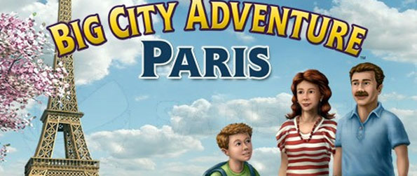 Big City Adventure: Paris - Explore the beautiful city of Paris in another of the stunning Big City Adventure games.