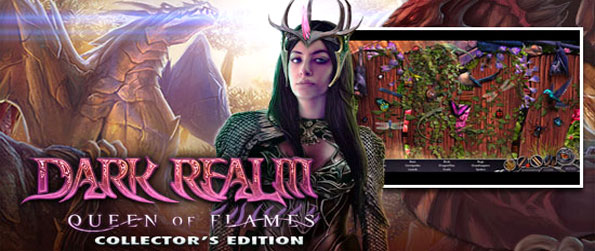 Dark Realm: Queen of Flames - Rid your city of evil hosts as they rampage through your city. With your gifted powers only you can stop them.