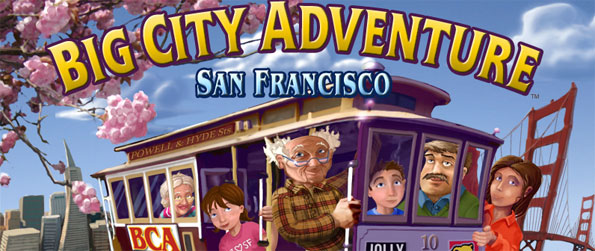 Big City Adventure: San Francisco - Explore San Francisco in a brilliant fun classic hidden object game.