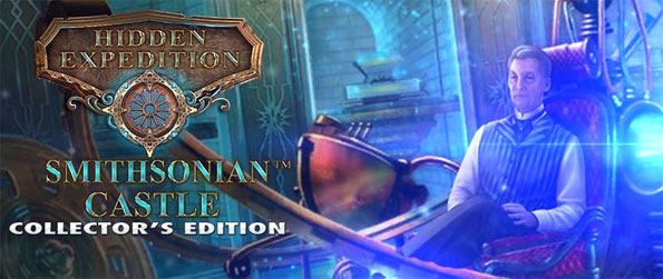 Hidden Expedition: Smithsonian Castle - Investigate strange occurrences at the Smithsonian Castle that leads to a fantastic time traveling adventure.