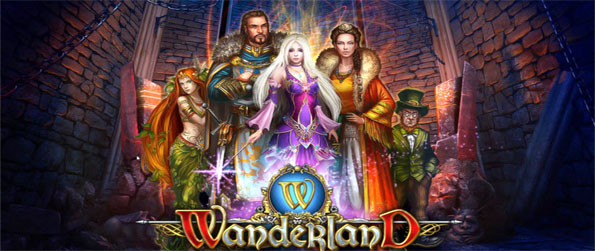 Wanderland - Enjoy a Fairy Tale Adventure with Beautiful Scenes and Fun Objects to Find