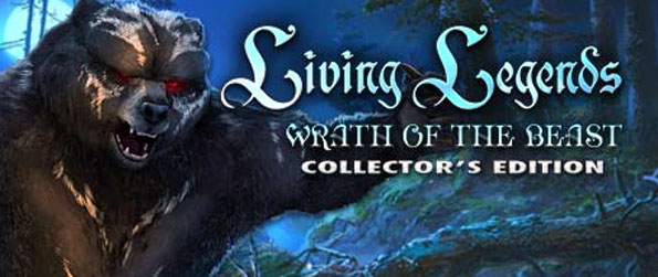 Living Legends: Wrath of the Beast - Save your village from rampaging bears in this fantastic and magical hidden object adventure.
