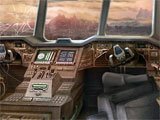 Cockpit in The Mystery of a Lost Planet