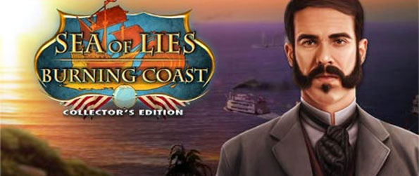Sea of Lies: Burning Coast - Save the towns from a spreading plague and the touch of a madman.