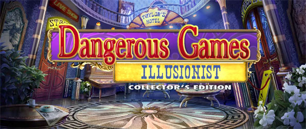 Dangerous Games: Illusionist - Enjoy a stunning magical adventure held at the 25 annual magicians competition.