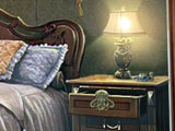 Dark Tales: Edgar Allan Poe's The Mystery of Marie Roget Bedroom