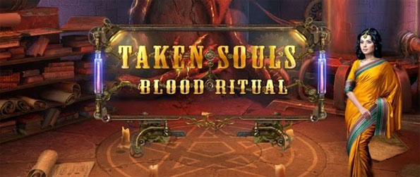 Taken Souls: Blood Ritual - Enjoy a thrilling hidden object experience as you track down a vicious and ruthless criminal.