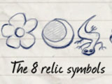 Relics of Fate Drawn Variety of Relics