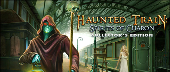 Haunted Train: Spirits of Charon - Help the Master of Life capture an evil renegade and free the spirit of your wife to return to you.