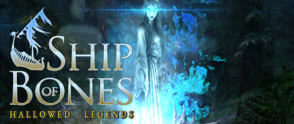 Hallowed Legends: Ship of Bones - Take on the thrilling adventure of Hallowed Legends in this yet another hair-raising sequel, Ship of Bones.
