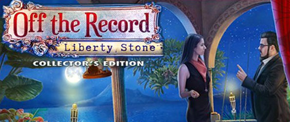 Off the Record: Liberty Stone - Prove your innocence to everyone by solving a mysteriously robbery that's left everyone shocked.