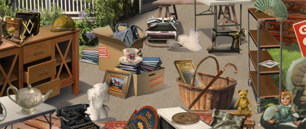 Antiques Hunter: Portobello Road - Enter the world of antiques with this new take on a Hidden Object Game