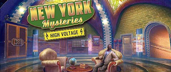 New York Mysteries: High Voltage - Investigate the most mysterious case that the city of New York has ever seen.