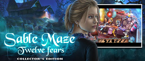 Sable Maze: Twelve Fears - Navigate through the mysterious and terrifying maze that many people have fallen victim to.