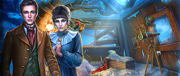 Redemption Cemetery: Bitter Frost - Stop the jealous and vindictive Wenonah, the Spirit of Cold, from destroying your ancestors and put her vengeful spirit to rest before she gets to alter the course of time altogether.