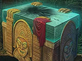 Mayan Artifacts in Mayan Prophecies: Ship of Spirits