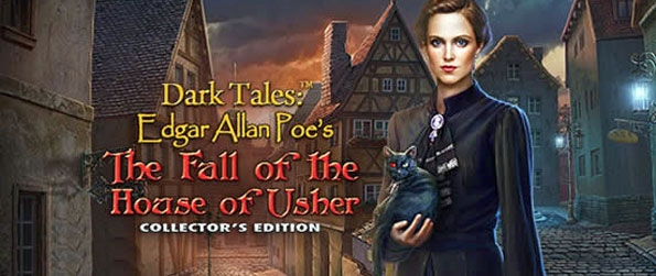 Dark Tales: Edgar Allan Poe's The Fall of the House of Usher  - The Usher twins have a special bond, some may call it a curse but Madeleine is missing!
