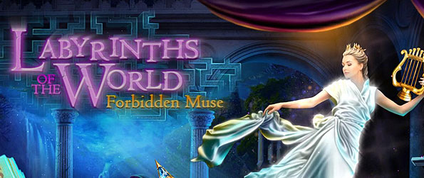 Labyrinths of the World: Forbidden Muse - A dark force has torn Calliope's essence, now you are tasked to retrieve it to solve the impeding crisis in this brilliant hidden object game.