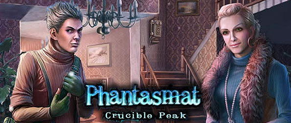 Phantasmat: Crucible Peak - A planned vacation has turned into a nightmare when you stumble upon a resort town that has seem to have been lost five years ago in an avalanche.