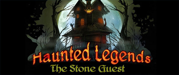 Haunted Legends Stone Guest - Keep a close eye and catch objects hidden in a beautifully drawn landscape.
