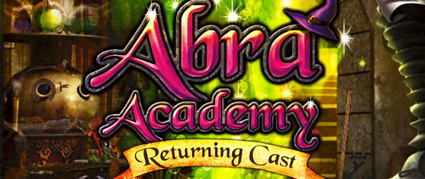 Abra Academy Returning Cast - You have been summoned by the director to provide assistance over at the academy - as it troubled by monster attacks in this wonderful sequel to the hidden object game, Abra Academy.