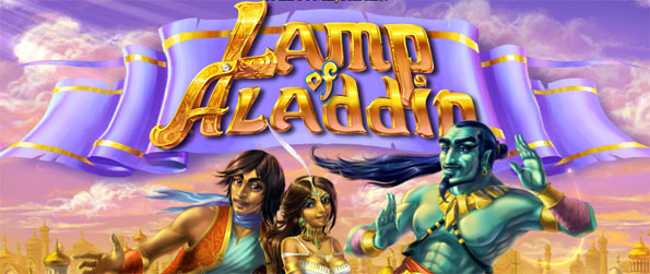 Lamp of Aladdin - Relive the story of Aladdin and his adventures as a new Prince in his realm.
