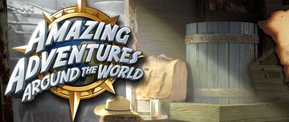 Amazing Adventures: Around the World - Go on a worldwide adventure to solve puzzles and find the tablet pieces.