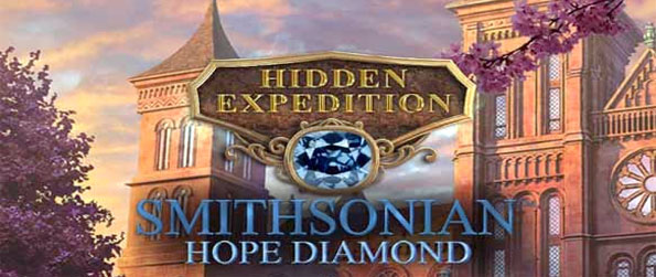 Hidden Expedition: Smithsonian Hope Diamond - Recover the Hope Diamond, a priceless treasure, before it's too late and it ends up getting lost somewhere across the world.