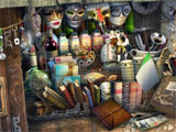 ImagDark Canvas: A Brush With Death Hidden Object Puzzle