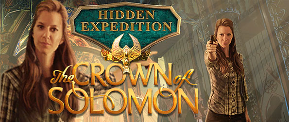 Hidden Expedition: The Crown of Solomon - Travel all over the globe to find the other lost pieces of King Solomon's treasure in this wonderful hidden object adventure game.