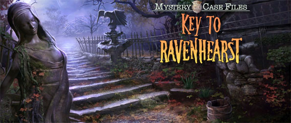 Mystery Case Files: Key to Ravenhearst - Play this highly immersive continuation of the hugely popular Mystery Case Files series.