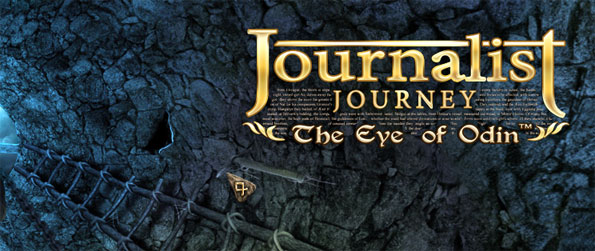 Journalist Journey: The Eye of Odin - Solve the mystery of the Northern Lights and the glowing symbols.