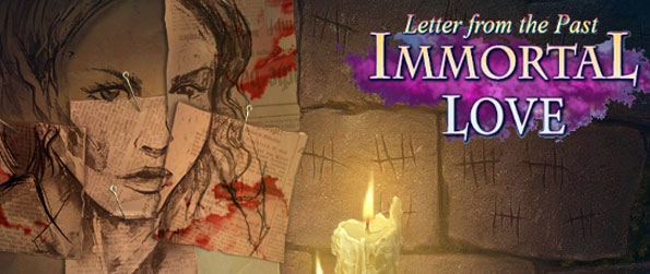 Immortal Love: Letter From The Past - Enjoy this high quality hidden object game that tells the tale of how love trumps anything.