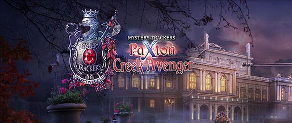 Mystery Trackers: Paxton Creek Avenger - Play this fantastic continuation of the hugely popular Mystery Trackers series.