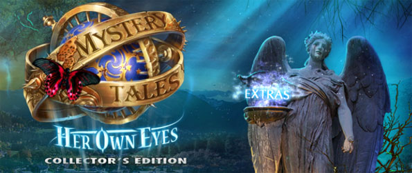 Mystery Tales: Her Own Eyes Collector's Edition - Find out the truth about the death of Freya, the eye donor.