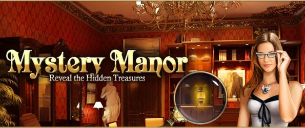 Mystery Manor - Reveal All The Secrets Of The Mystery Manor!