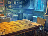 Hidden object scene in New York Legends: The Lantern of Souls Collector's Edition